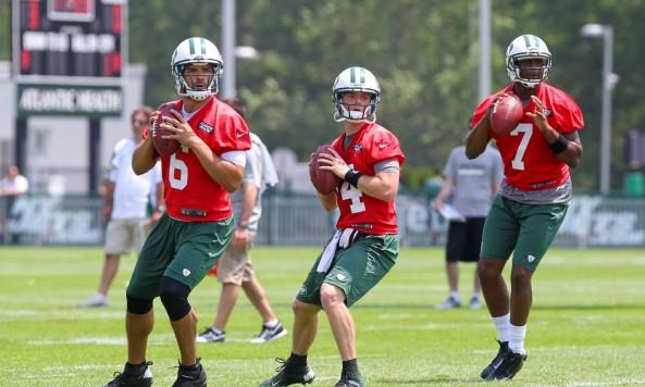 Jets Quarterbacks(1)
