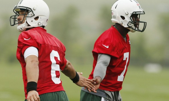 Jets Quarterbacks