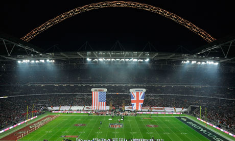 Wembley Stadium NFL