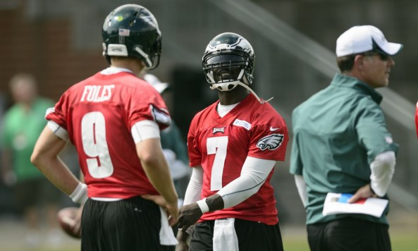 Vick Foles Eagles