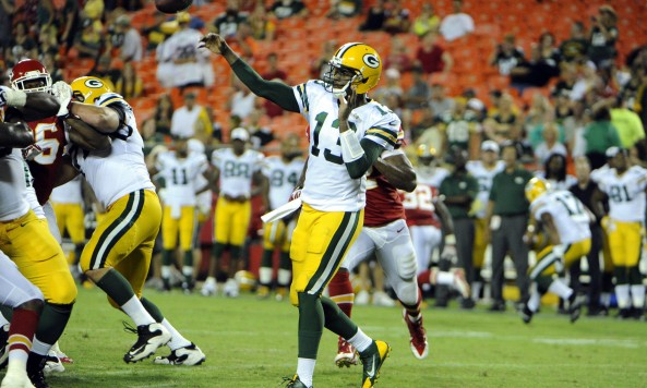 Vince Young Packers
