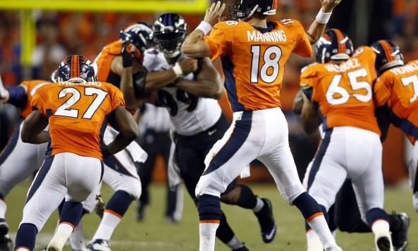Peyton Manning Ravens