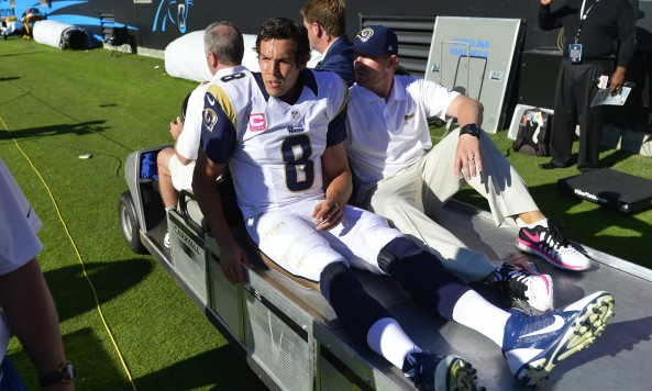 Sam Bradford Injury