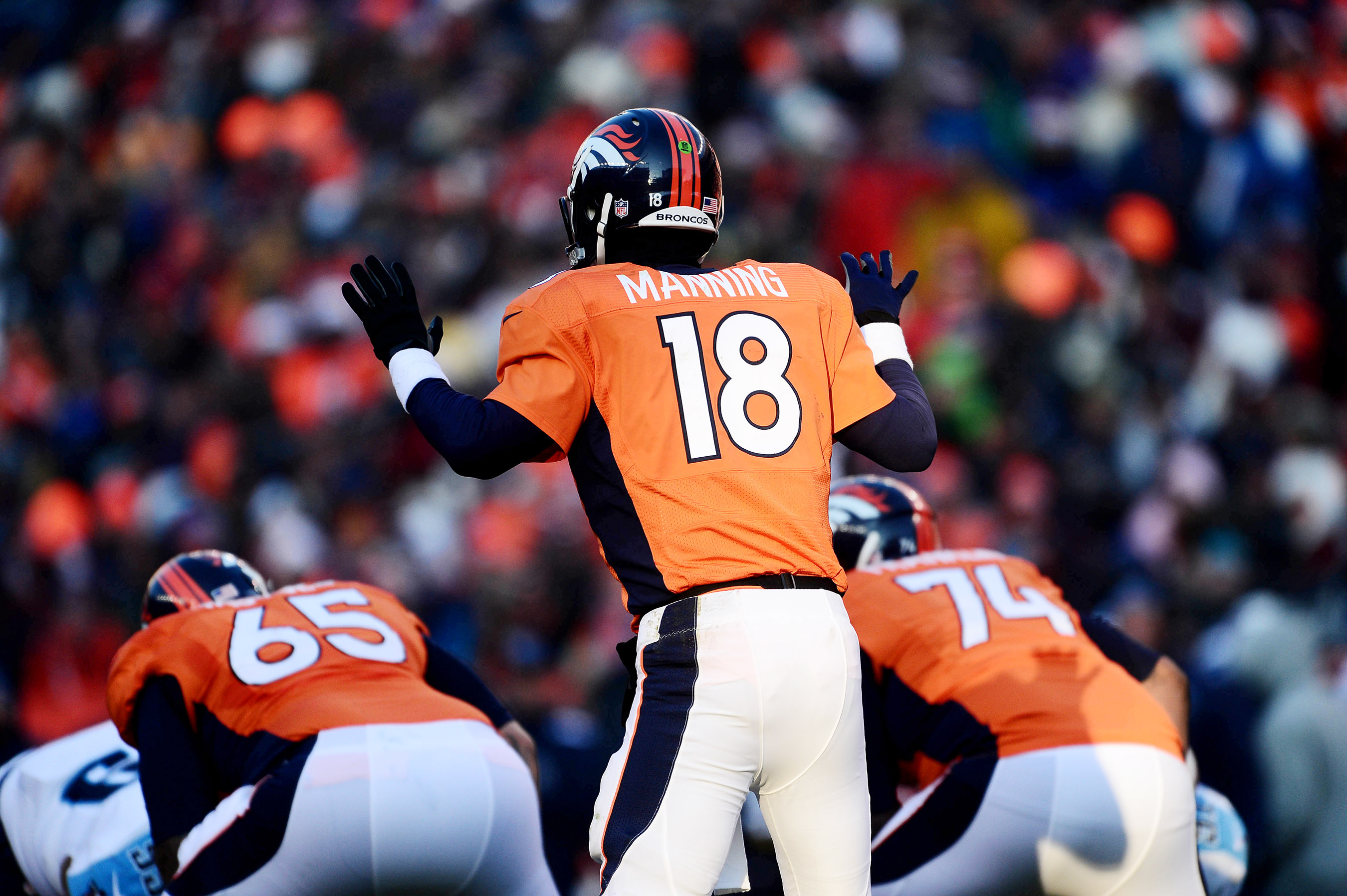 The Broncos Are Back As The Super Bowl Favorites This