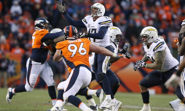 Philip Rivers Playoffs Throws Under Pressure
