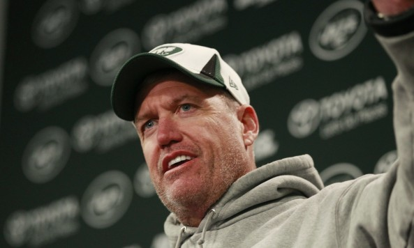 Rex Ryan Press Conference