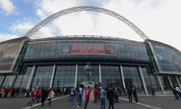 Wembley Stadium NFL International Series