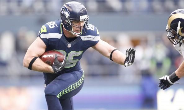 Zach Miller Seahawks
