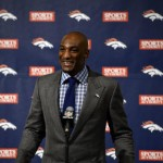 New Broncos players introduced at Dove Valley