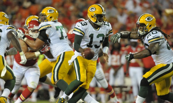 NFL: Preseason-Green Bay Packers at Kansas City Chiefs