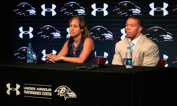 Ray Rice Press Conference