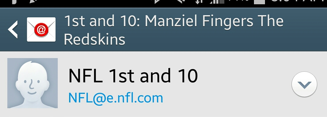 NFL.com screenshot