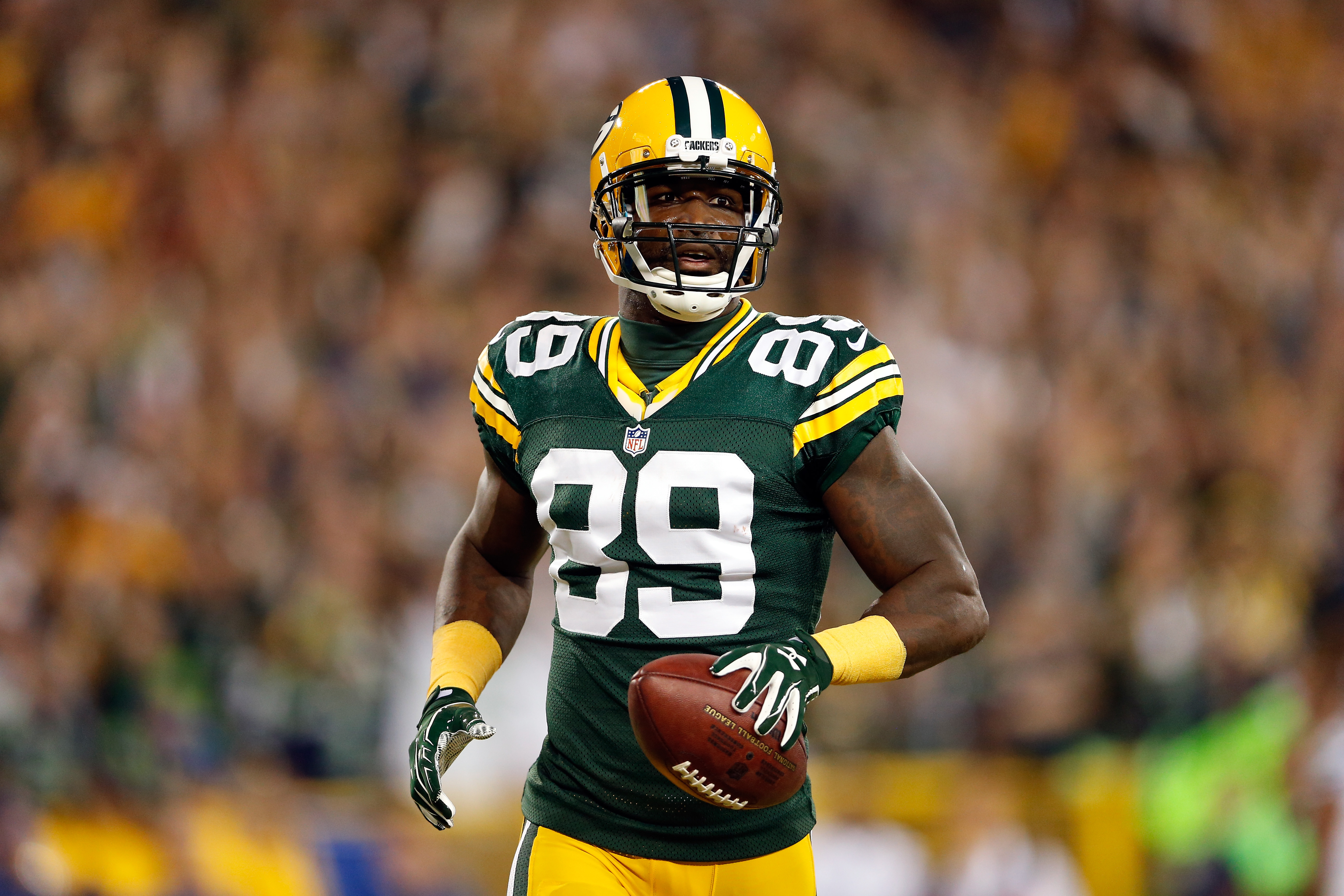 Fantasy Football Week 3 Projection Green Bay Packers Wr