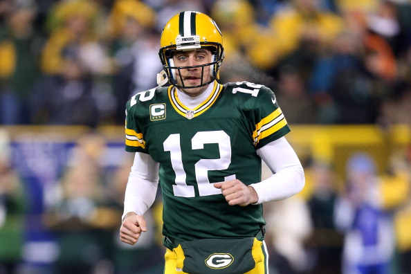 Aaron Rodgers listed on the Packers' injury report after ...