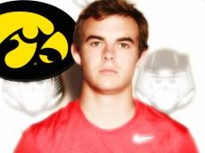 Peyton Mansell, Iowa Hawkeyes