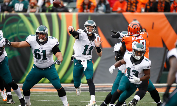 Philadelphia Eagles come up short in 27-22 loss against Washington