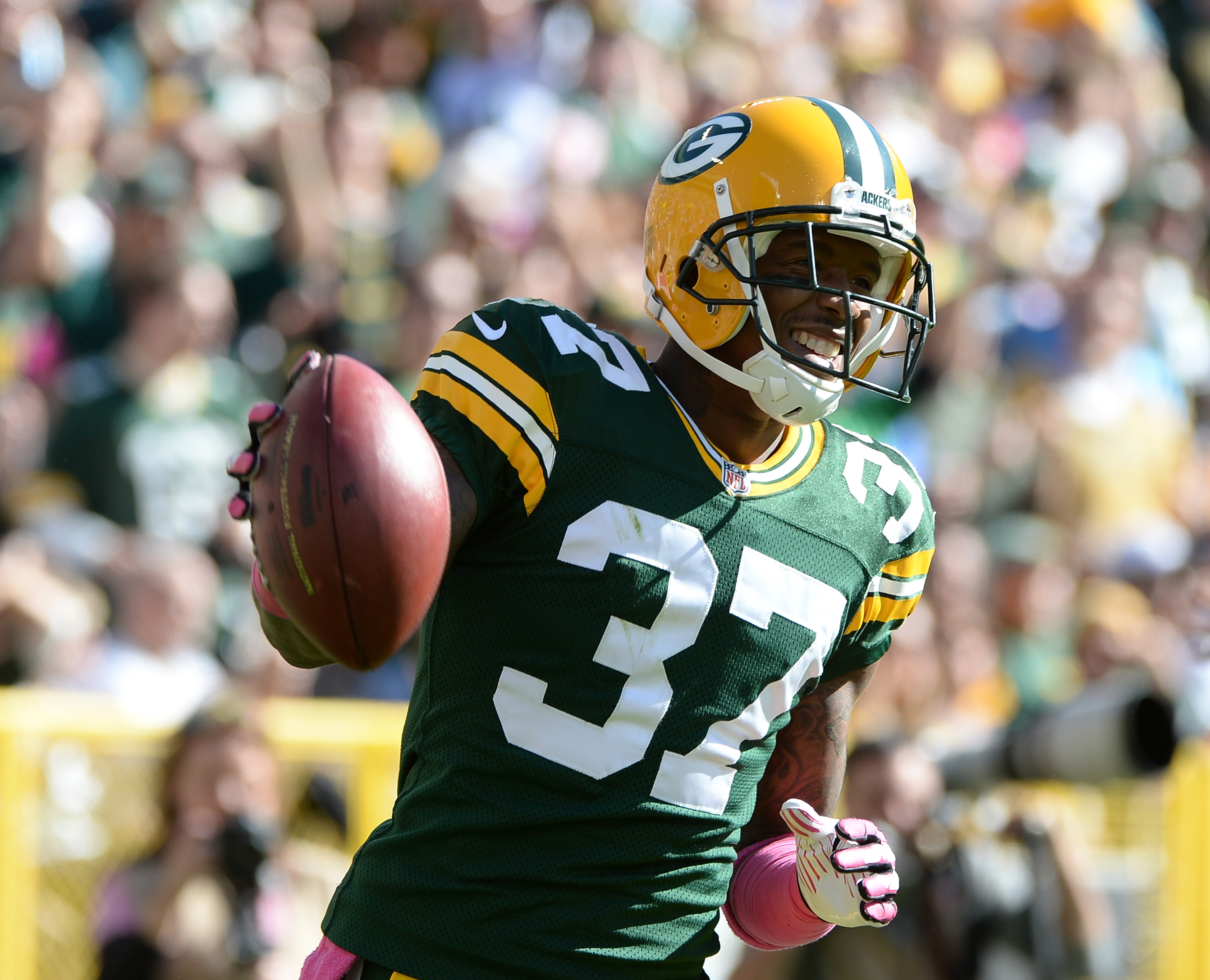 Green Bay Packers Likely to Release CB Sam Shields