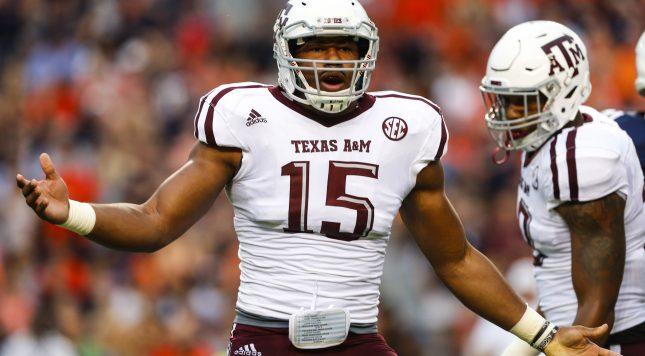 Browns plan on taking Myles Garrett with first pick in National Football League draft