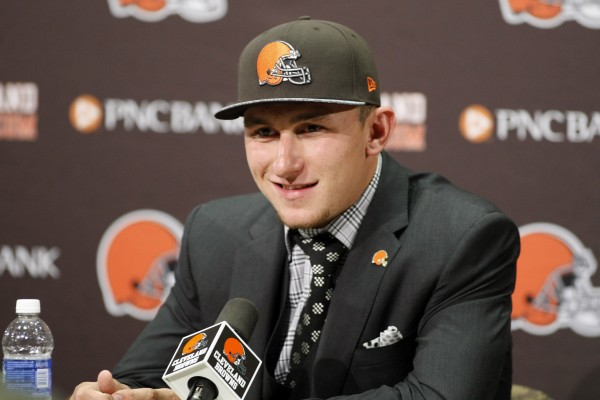 Manziel blames Browns for not realizing that he may be lazy