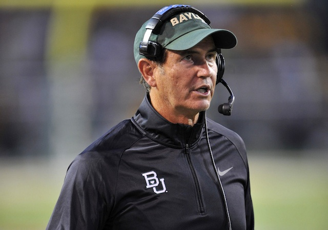Former Baylor coach Art Briles takes CFL assistant job
