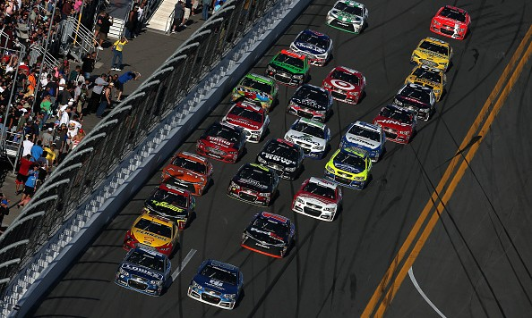 NASCAR hit with suit alleging racial discrimination