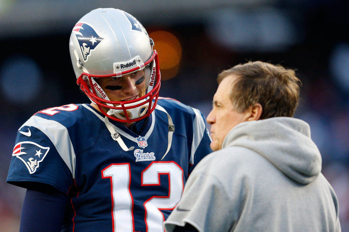 Brady's trainer banned from Patriots sideline and team plane