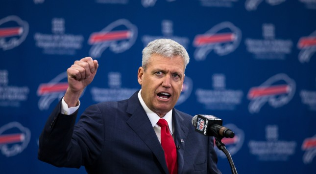 Rex Ryan says he was 'hurt' by Bills firing