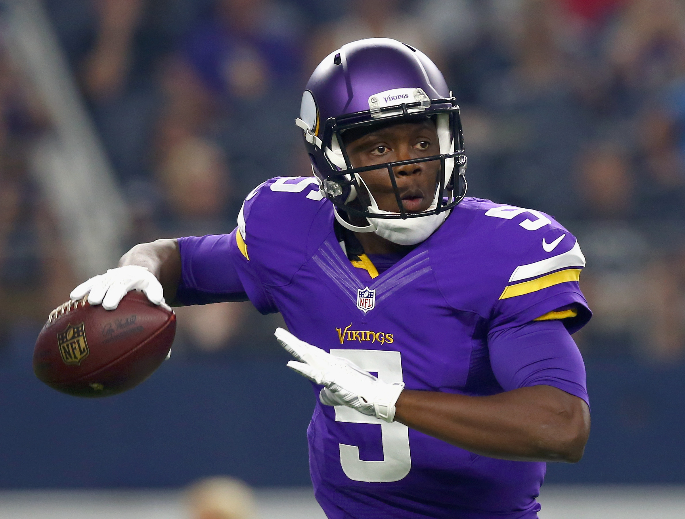 The 2015 season may mark the end of the Black Quarterback ...