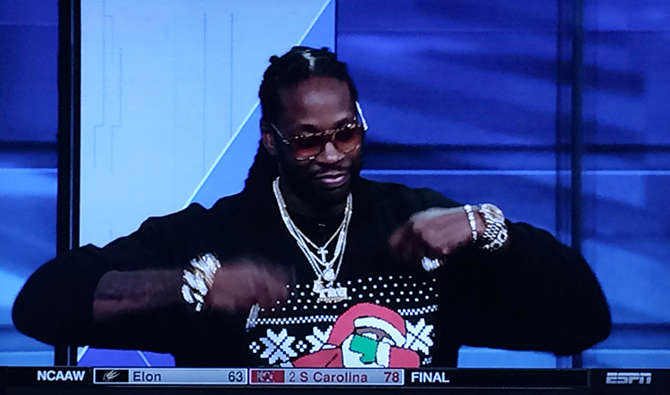 2 Chainz SportsCenter