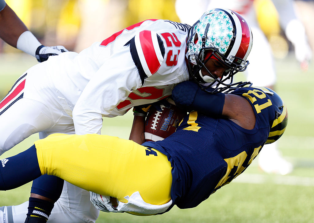 Comatose Ohio State fan still hates MI