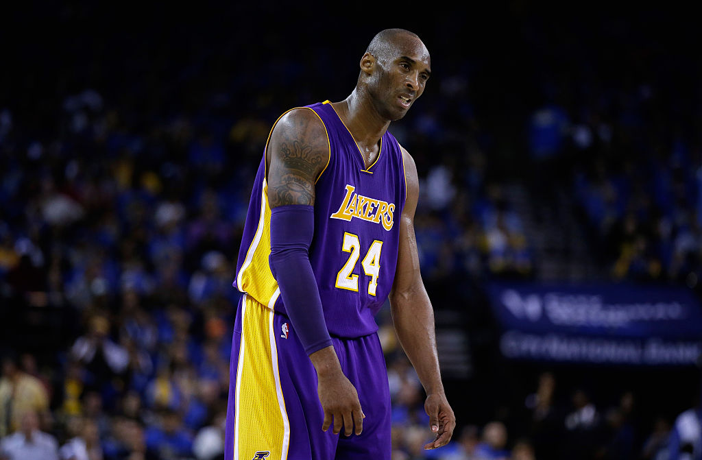 Kobe Bryant is on pace for the NBA's worst shooting season in 55 years