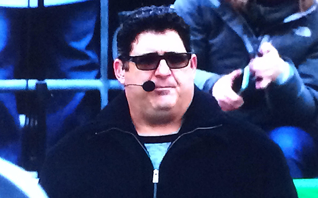 Tony Siragusa fashion
