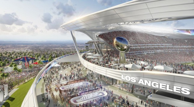 Stadium construction vid and Stadium plan? | Rams ON DEMAND
