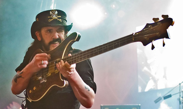 Motorhead's Lemmy Gets A Giant Prehistoric Crocodile As A Namesake
