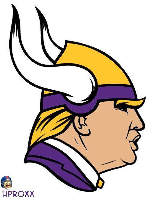 The Ten Best Donald Trump-Inspired NFL Logos