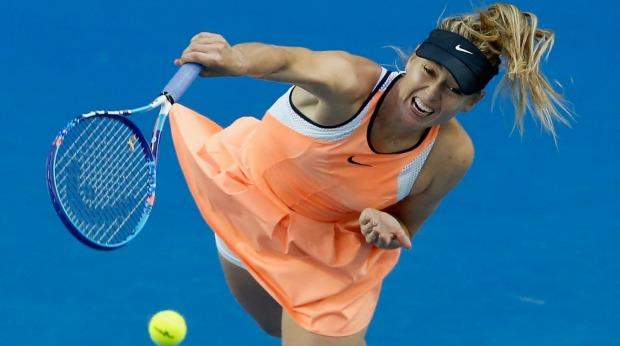 Image result for sharapova australian open 2016