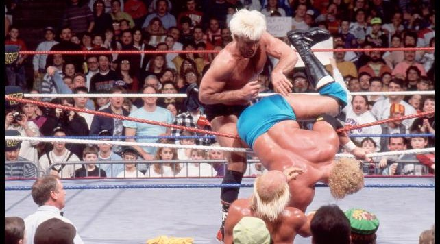 Flair-Rumble 1992