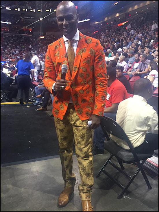 Dale McLean Miami Heat