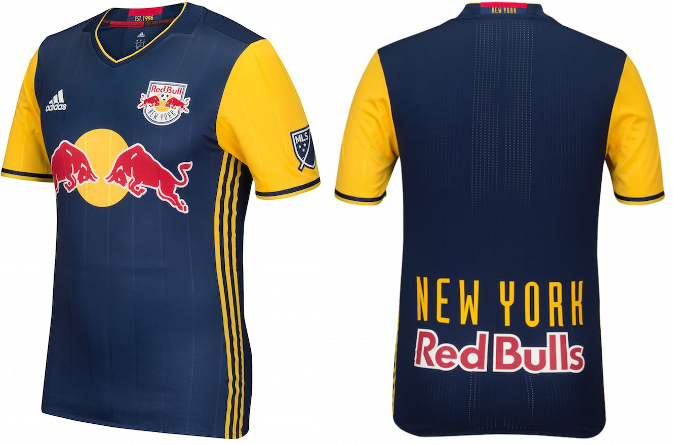 New York Red Bulls NEW Secondary