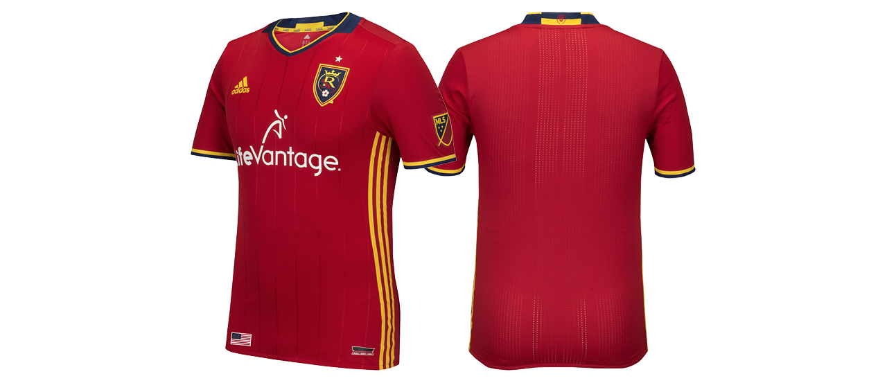 Real Salt Lake NEW Primary