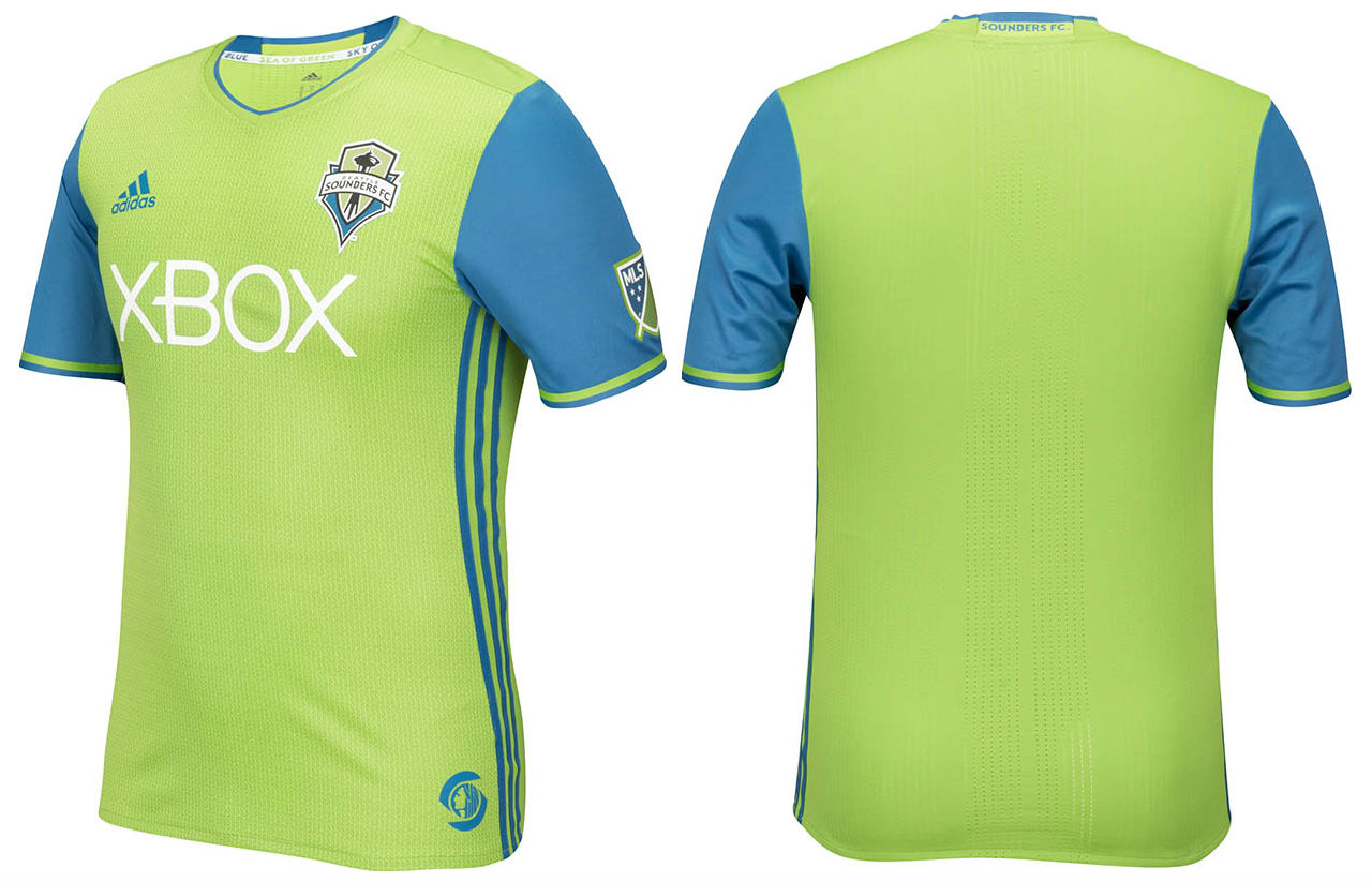 Seattle Sounders NEW Primary