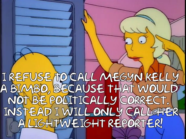 Trump-Simpsons-MegynKelly