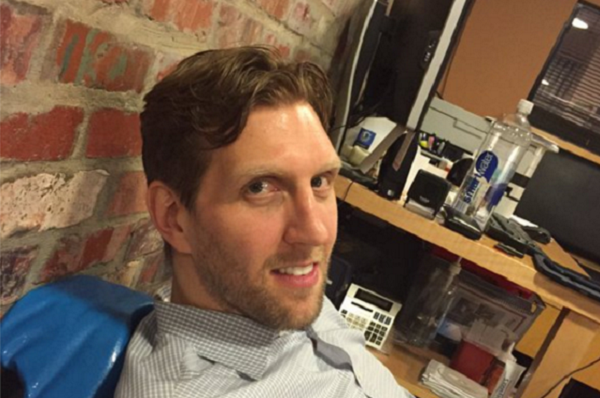 Dirk Got A Bad Haircut The Mavs Wont Leave Him Alone About It