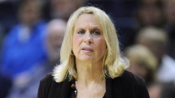 Ex-SMU coach Rhonda Rompola