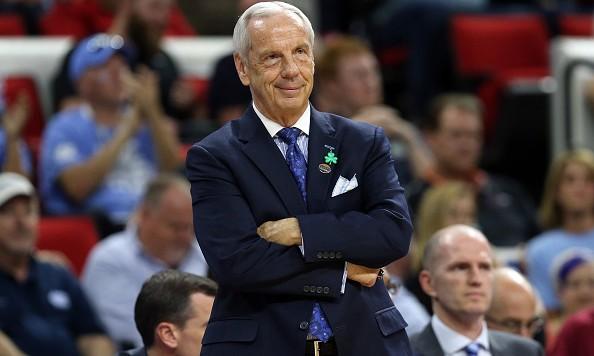 ACC head coach Roy Williams