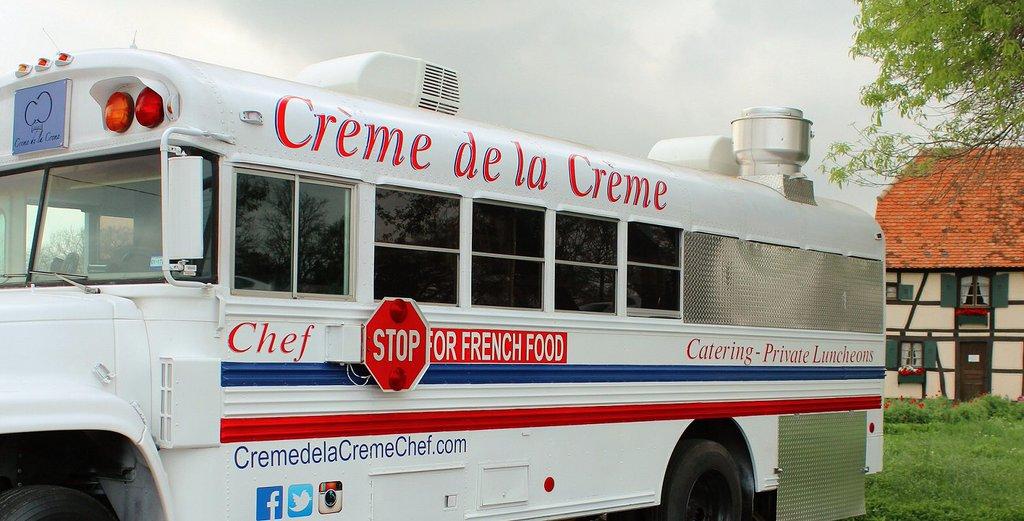 French Food Truck San Antonio
