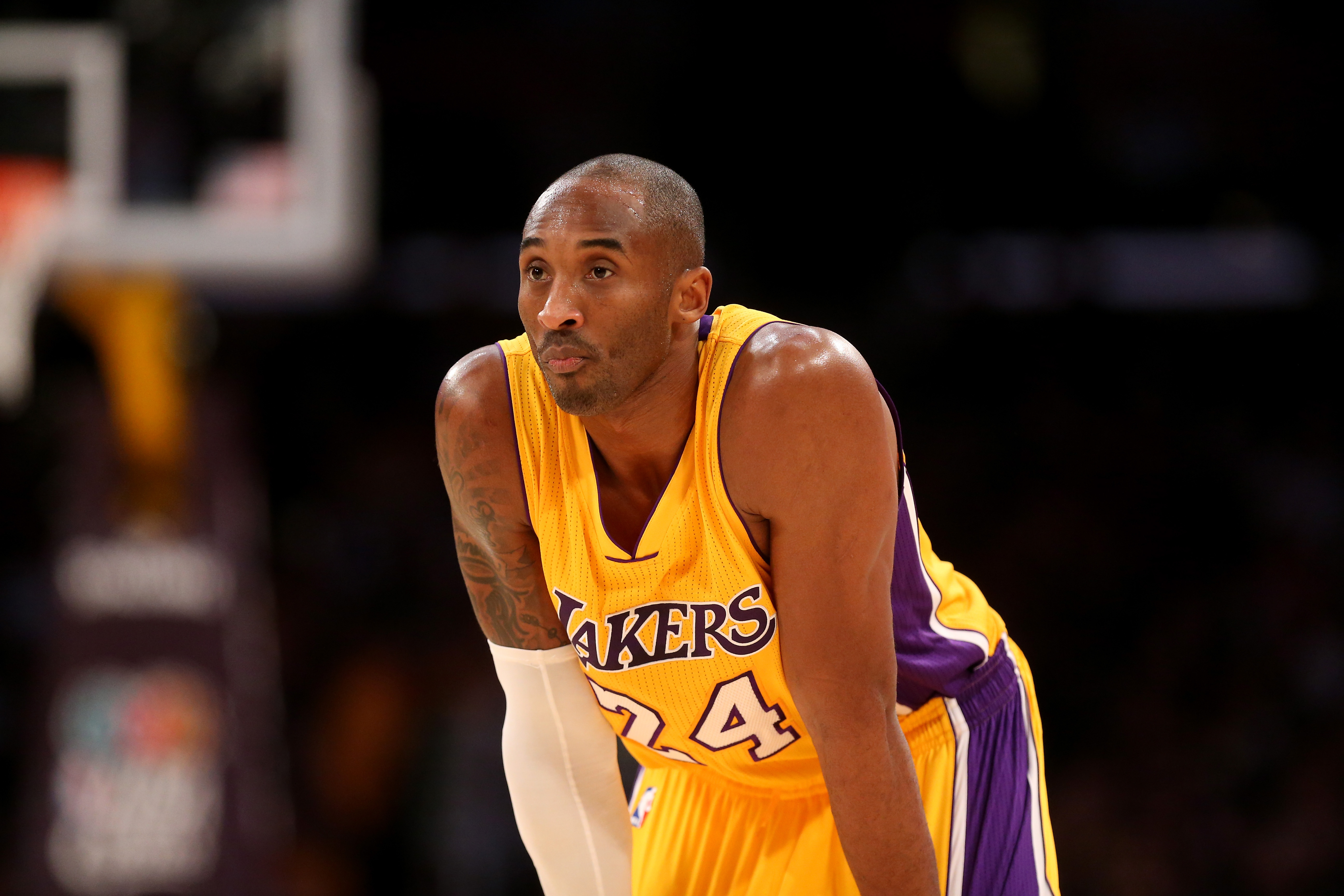 The ticket prices for Kobe Bryant's final game are insane