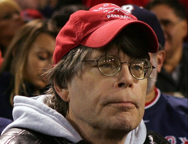 stephen king pens essay against mlb s protective netting stephen king