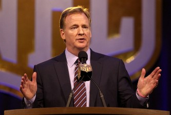 NFL Commissioner Roger Goodell Press Conference