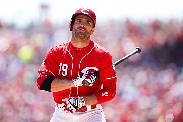 "Joey Votto: ""I'd rather quit and leave all the money on ..."
